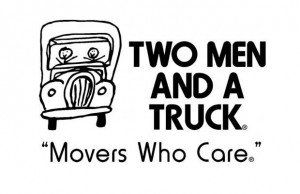 Two Men and a Truck Movers Who care