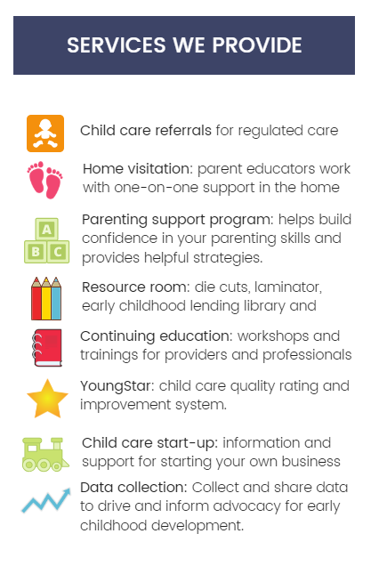 About Family Childcare Resources Of Northeast Wisconsin Child