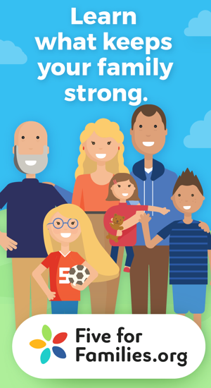 Learn what keeps your family strong.