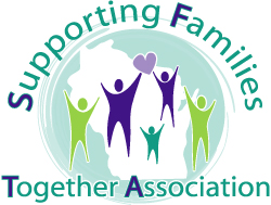 Supporting Families Together Association logo